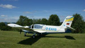 D-EAHS Morane Motorflugzeug